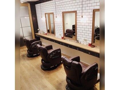 バーバーショップ テト キタヤマ(barber shop tete kitayama)の写真