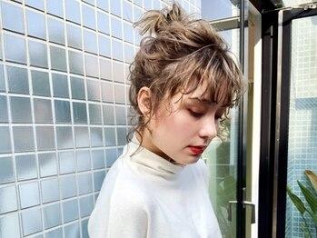 エミュ(emu)の写真/八王子駅徒歩5分◆「ヘアセット¥2800~」結婚式・女子会にも♪SNS映えするお洒落で可愛いアレンジはemuで◎