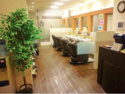 ヘアーサロンヤマギシ 恵比寿ガーデンプレイス店(hair salon YAMAGISHI)の写真