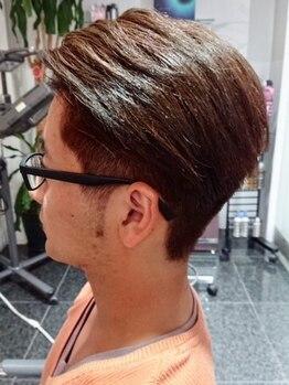 ヘア メイク エア コーディネーションの写真/【アデノバイタルスパ】髪のボリュームやハリ・コシが気になり始めた方へ!健やかな頭皮と髪に導きます☆