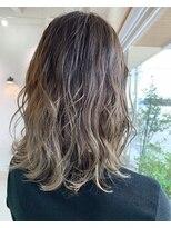 ルーチェ ヘアサロン(Luce hair salon)ハイライトたっぷり夏スタイル!