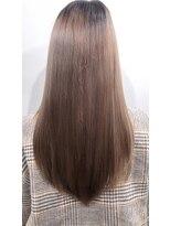ラビット 新橋(Rabbit)髪質改善 酸熱トリートメント