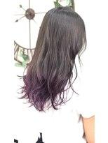 ヘアーサロン エール 原宿(hair salon ailes)(ailes原宿)style389グラデーション☆ピンクパープル