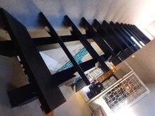 ヘアアンドリラックスケアレーベル 島田店(CARE LABEL)の雰囲気(二階は会員様限定の大人の隠れ家ラウンジカフェへようこそ。)