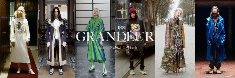 グランデュール 焼津店(GRANDEUR)のサロンヘッダー
