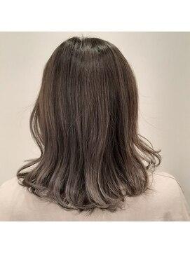 ソイル ヘアー(soil hair)airtouch