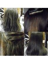 プライベート ヘアーサロン アイリス(Private Hair Salon Iris)≪ブリーチ毛≫【縮毛矯正】