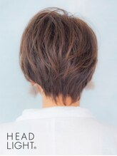 アーサス ヘアー デザイン 蕨店(Ursus hair Design by HEAD LIGHT)ガーリーショート