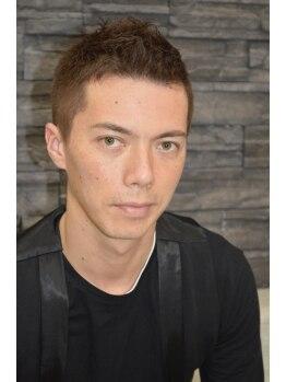 クラルテ ヘアーデザイン(clarte hair design)の写真/経験豊富な実力派男性スタイリストのマンツーマン施術!男性ならではのスタイルを提案☆メンズの方大歓迎♪