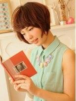 ショコラウメダ(Chocolat UMEDA)『ふんわり☆マシュマロボブ』