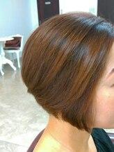 ヘアデザインロアール 元町店(Hair Design LOIRE)グラデーションカット