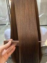 ヘアーリゾート マッシブ 大宮(MASSIVE)艶髪カラー×ニュアンスショコラベージュ【MASSIVE大宮】