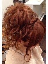 ヘアメイクサロン ビュートピア(hairmake salon Beautopia)nakamura yuuki