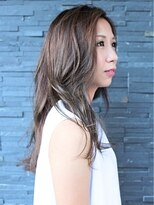 ヘアーデザイン スロープ 稲毛海岸店(Hair Design Slope)ハイライト☆ブルージュカラー