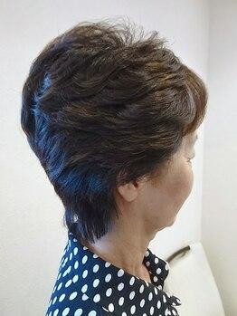 サロン ド ヨシノリ(salon de yoshinori)の写真/女性の大敵乾燥シーズン到来!髪の芯までしっかりケアで、透明感溢れる艶髪を実現♪