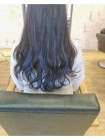 ヘアーサロン リアン 鴻巣店(hair salon Rien)#インナーカラー#デザインカラー