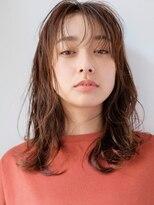 シアン ヘア デザイン(cyan hair design)【cyan】フリンジレイヤー