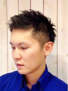 ヘアサロン ニナ(hair salon nyna)の写真/大手サロン出身、17年のキャリアを持つオーナーが貴方の魅力を引き出す☆細部まで拘り満足のスタイルへ!!