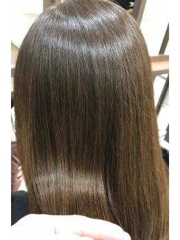 オーガニックヘアーサロン メゾン ド クレール(maison de Clair)の写真/【TOKIOインカラミトリートメント】圧倒的な「補修力・ツヤ感・潤い」で自分史上No.1の美髪に♪
