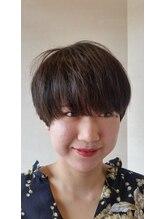 ヘアメイク プラウド デュオ(hair make PROUD duo)カッコカワイイショートスタイル