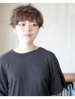 ラトリエコンタン(L´atelier Content)【L`atelier Content miho】寝ぐせ風ショート