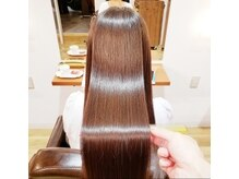 グランアズーリ(GRAN AZZURRI)の雰囲気(人生で一番のツヤ髪☆髪質改善うねり矯正・極アズーリプレミアム)