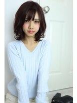ユートラクト(U-tract)【U-tract】寝屋川style☆★簡単スタイリング『愛させミディ』