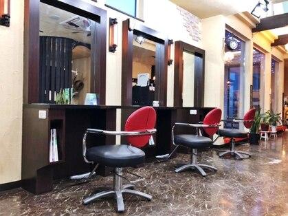 レイコ美容室 スミカワ店の写真