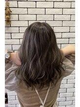 光色☆イルミナカラーでオトナ最旬カラー!OLAPLEX(オラプレックス)で髪質UP!!/ブリーチ/髪質改善