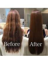 【before after】