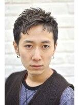 [fifth]『爽ショート』ポイントニュアンスパーマ 12900→¥7800