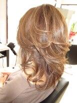 ミセス巻き髪