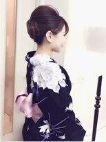 浴衣レンタル+着付け+ヘアセット