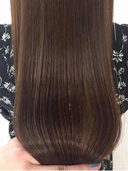 ケア 神戸(CARE)の写真/【本気で髪質改善したい方へ!】CAREが自信を持ってオススメする『KOTトリートメント』で驚くほど変わる♪