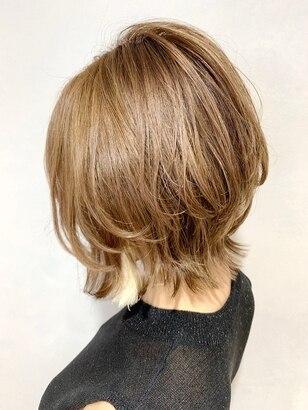 2020年春 ショート ウルフカットの髪型 ヘアアレンジ 人気順