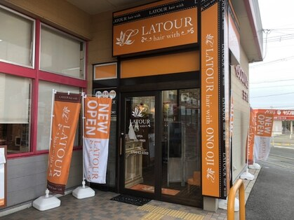 LATOUR hair with小野王子店