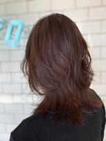 ヘアーシー(HAIR C,)[HAIR C shoichi]いい女度UPの柔らかウルフレイヤー