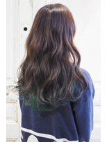 リタへアーズ(RITA Hairs)[RITA Hairs]3Dカラーxインナーカラーxシアーベージュ