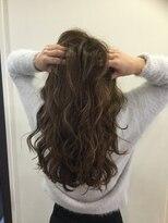 レザボア ヘアーアンドビューティー ハイブ店(reservoir Hair&Beauty Haibe)外国人風