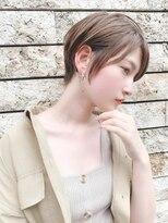 ノット(Knot)【knot阿部展大】大人かわいい小顔センシュアルショート