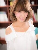 *+COVER HAIR+*…重なる柔らか質感。憧れ☆☆ふわミディa