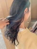 マイ ヘア デザイン(MY hair design)王道!グレージュチラ見えカラー