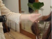 """ヘアー ヴィヴァーチェ(hair vivace)の雰囲気(人気のナノスチーム!!髪も癒してあげて☆"""")"""