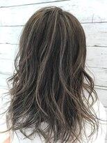 スパーク ヘアアンドフェイス(Spark HAIR&FACE)サマーフェミニンスタイル×ハイライト2 Spark[柳澤 陽光]