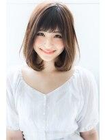 リル ヘアーデザイン(Rire hair design)【Rire-リル銀座-】大人可愛いエアリーボブ☆