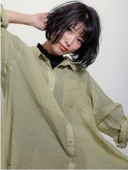 アビーヘアー 西大島店(abie hair)の写真/ライフスタイルに合わせたスタイルプロデュース。貴方だけのベストヘアを【abie西大島】で♪