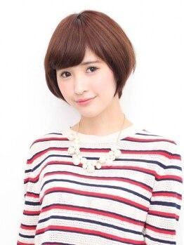 デザイン オフ ゆるり(Design of yururi)の写真/繰り返しのカラーでダメージが気になる方にもおすすめ♪美容液発想ヘアカラーでうるツヤ髪へ【幕張】