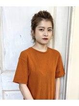 ジーナ テンジン(Zina TENJIN)平野 恵