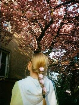 モーニン(Moanin')の写真/【4月14日NewOpen】《カット+カラー+TR¥6,980/カラー+TR¥5,480》あなたらしさを引き出す骨格似合わせカット