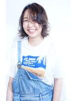 ヘアーメイク ビロー 丸亀店(Hair Make Billow)外国人風カット&ハイライト